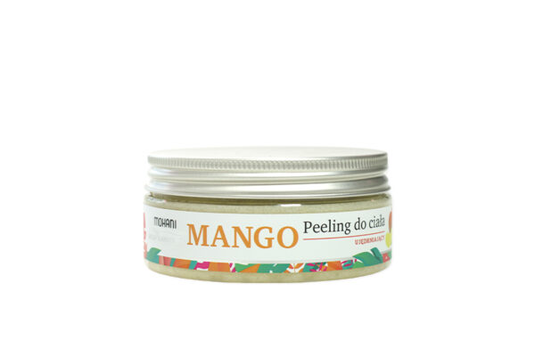 Firming Body Mousse-Mango
