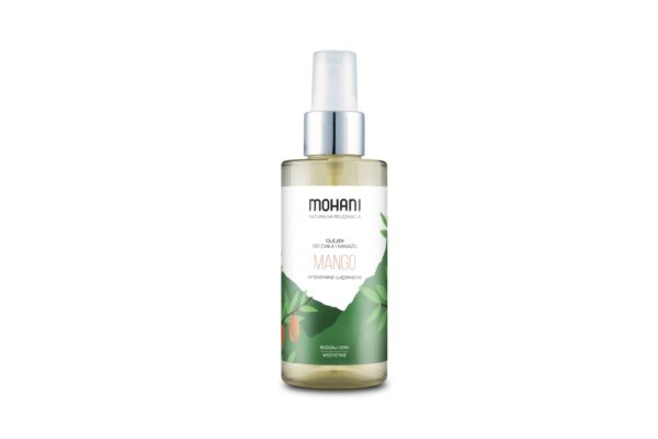 Firming Body and Massage Oil